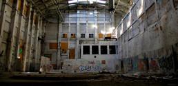 Évacuation de gravats dans les usines et ateliers sur Paris